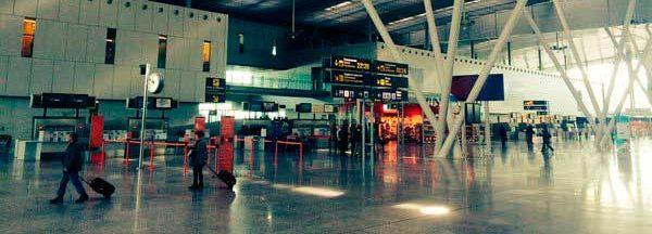 Alquiler de autocaravanas en el aeropuerto de Santiago de Compostela