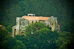 Monasterio de O Carboeiro
