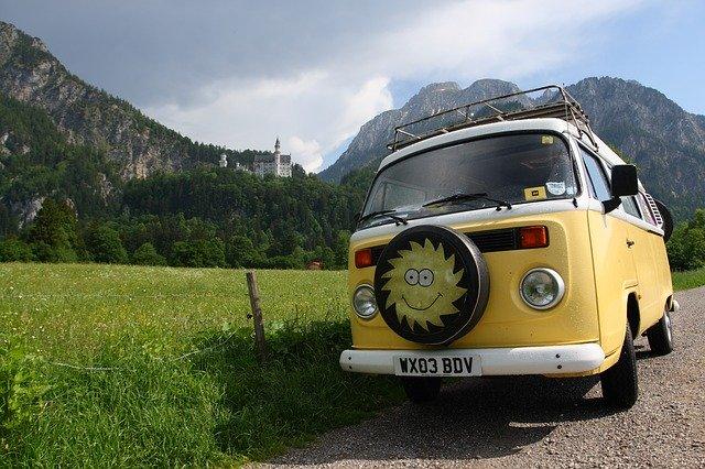 turismo de camper